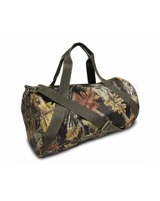 UltraClub by Liberty Bags 5562 Sherwood Camo Small Duffle