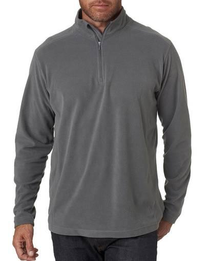 columbia 6426 men's crescent valley™ quarter-zip fleece Front Fullsize