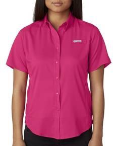 Columbia 7277 Ladies' Tamiami™ II Short-Sleeve Shirt