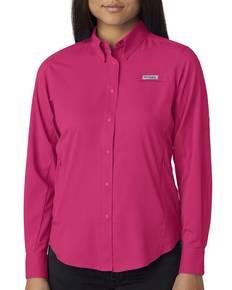 Columbia 7278 Ladies' Tamiami™ II Long-Sleeve Shirt