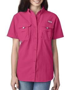 Columbia 7313 Ladies' Bahama™ Short-Sleeve Shirt