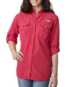 Columbia 7314 Ladies' Bahama™ Long-Sleeve Shirt