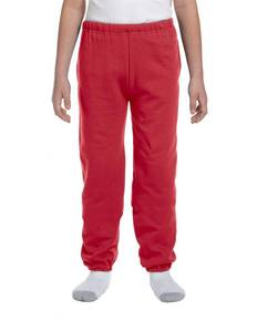 Jerzees 4950BP Youth 9.5 oz., 50/50 Super Sweats® NuBlend® Fleece Pocketed Sweatpants
