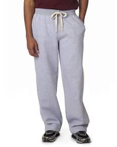Weatherproof 7766 Adult Cross Weave® Open-Bottom Sweatpants