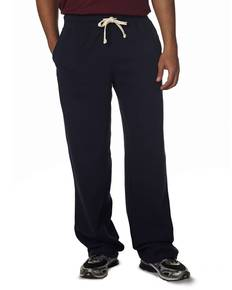 Weatherproof 7766 Adult Cross Weave® Open-Bottom Sweatpants