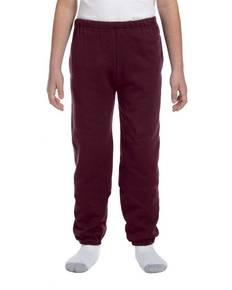 Jerzees 4950BP Youth 9.5 oz., Super Sweats® NuBlend® Fleece Pocketed Sweatpants