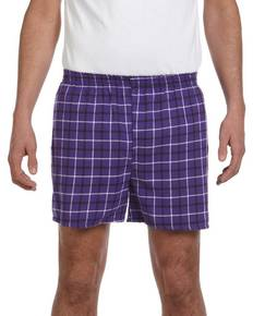 robinson-apparel-4970e-unisex-flannel-short