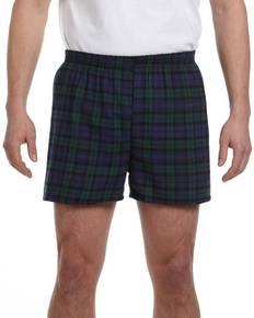Robinson Apparel 4970E Unisex Flannel Short