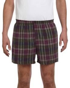 robinson-apparel-4970e-unisex-flannel-short