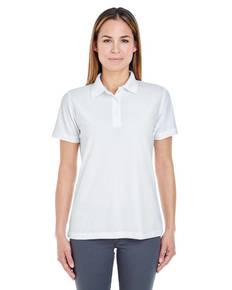 UltraClub 8240L Ladies' Cool & Dry Pebble-Knit Polo