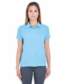 UltraClub 8255L Ladies' Cool & Dry Jacquard Performance Polo