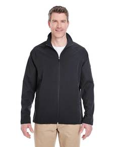 UltraClub 8271 Adult Lightweight Soft Shell Jacket