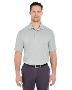 UltraClub 8320 Men's Platinum Performance Jacquard Polo with TempControl Technology
