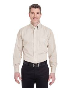 UltraClub 8340 Men's Wrinkle-Resistant End-on-End