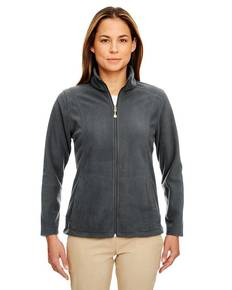 UltraClub 8498 Ladies' Microfleece Full-Zip Jacket