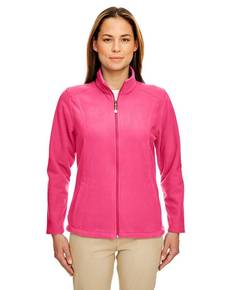 UltraClub 8498 Ladies' Microfleece Full-Zip Jacket
