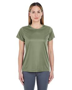 UltraClub 8420L Ladies' Cool & Dry Sport Performance Interlock T-Shirt