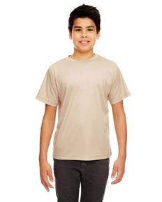 UltraClub 8420Y Youth Cool & Dry Sport Performance InterlockT-Shirt