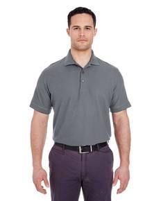 UltraClub 8560 Men's Basic Blended Piqué Polo