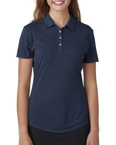 adidas Golf A193 Ladies' Short-Sleeve Solid Polo