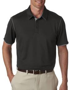 adidas Golf A221 Men's climacool Mesh Color Hit Polo
