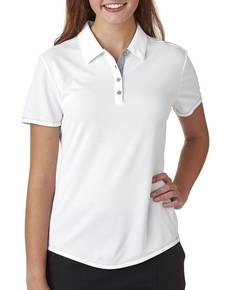 adidas Golf A222 Ladies' ClimaCool® Mesh Color Hit Polo