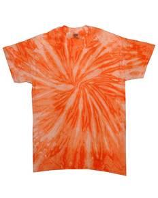 Tie-Dye CD110 Adult 5.4 oz., 100% Cotton Twist Tie-Dyed T-Shirt