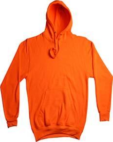 Tie-Dye CD8555 Adult Neon Pullover Hoodie