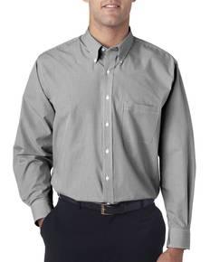 van-heusen-v0225-men-39-s-long-sleeve-yarn-dyed-gingham-check