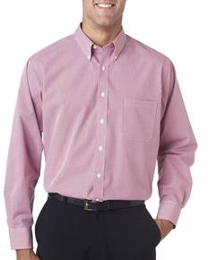 van-heusen-v0225-men-39-s-long-sleeve-yarn-dyed-gingham-check