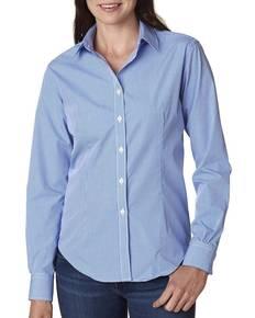 van-heusen-v0226-ladies-39-long-sleeve-yarn-dyed-gingham-check