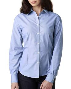 van-heusen-v0421-ladies-39-long-sleeve-non-iron-feather-stripe
