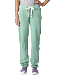 MV Sport W2355 Ladies' Angel Fleece Sanded Pants