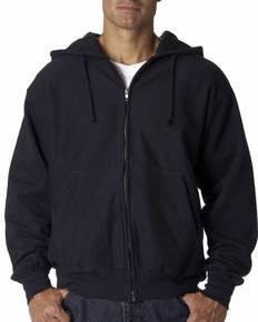 weatherproof-wp7711-adult-cross-weave-full-zip-hooded-sweatshirt