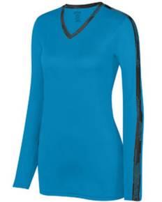 Augusta Sportswear 1307 Ladies' Vroom Jersey