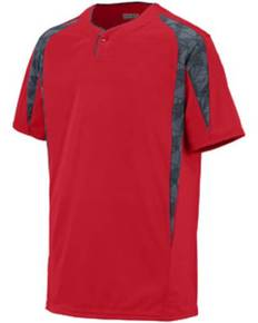 Augusta Drop Ship 1546 Youth Flyball Jersey