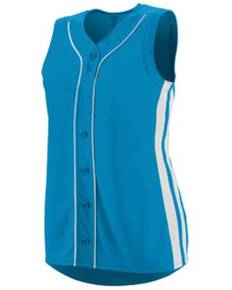 Augusta Sportswear 1668 Ladies' Sleeveless Winner Jersey