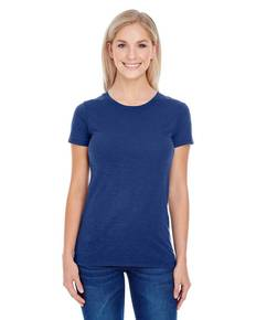 Threadfast Apparel 201A Ladies' Slub Jersey Short-Sleeve Tee