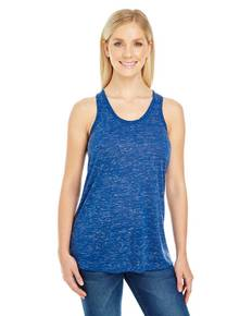 Threadfast Apparel 204FR Ladies' Blizzard Jersey Flowy Racer Tank