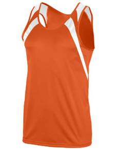 Augusta Sportswear 311 Adult Wicking Tank with Shoulder Insert
