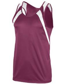 Augusta Sportswear 311 Adult Wicking Tank with Shoulder Insert