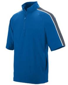 Augusta Drop Ship 3789 Youth Quantum Short-Sleeve Pullover