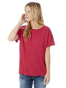 Alternative 04134C1 Ladies' Rocker Garment-Dyed T-Shirt