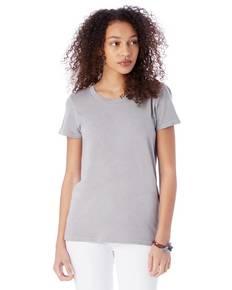 Alternative 04135C1 Ladies' Vintage Garment-Dyed T-Shirt