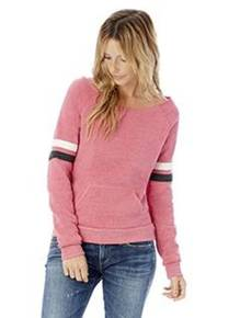 Alternative 09583F2 Ladies' Maniac Eco-Fleece Sport Sweatshirt