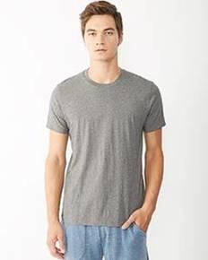 Alternative 12523P Men's Cotton Perfect Crew T-Shirt