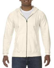 Comfort Colors 1568 Adult Full-Zip Hooded Sweatshirt