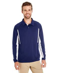 Holloway 222532 Men's Avenger Long-Sleeve Polo
