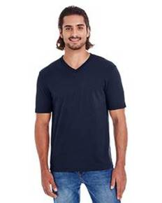 American Apparel Drop Ship 24321 Unisex Fine Jersey Short-Sleeve Classic V-Neck