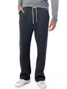 Alternative 3500F2 Unisex Hustle Eco-Fleece Open Bottom Sweatpants